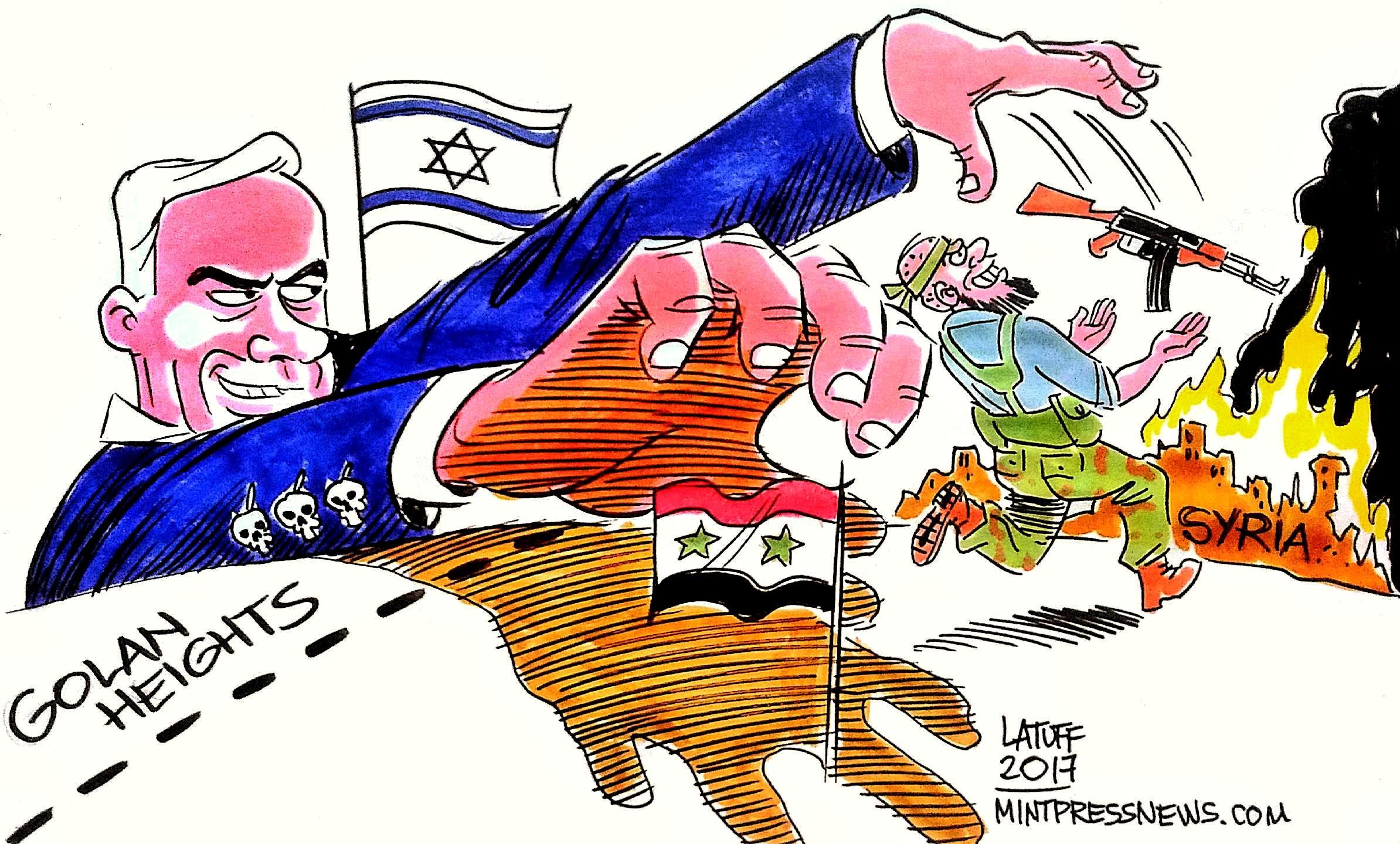 Israel-syria-golan-heights