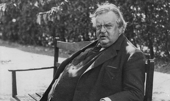 Chesterton, il Natale e la neve a Betlemme
