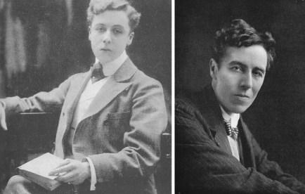 Ronald Firbank (1905 e 1917)