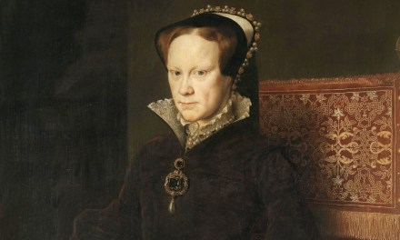 No, Maria Tudor, tu non hai fallito !