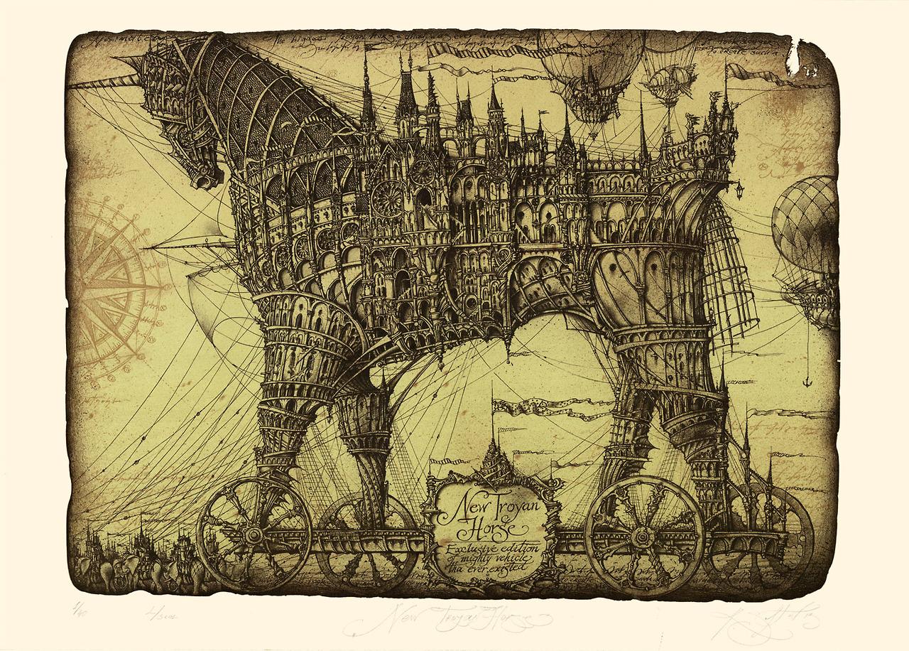 albrecht-durer-sustov-roman-new-trojan-horse-2013