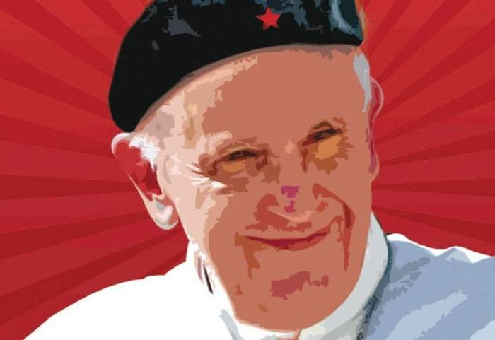 Bergoglio, leader immaginifico degli antagonisti