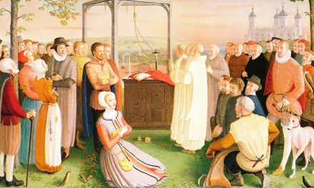 Elisabetta e la via del patibolo per i cattolici inglesi