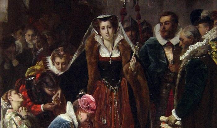 Il martirio di Mary Stuart