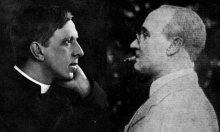 Mons. R. H. Benson e Baron Corvo: la storia di una strana amicizia tra due scrittori cattolici