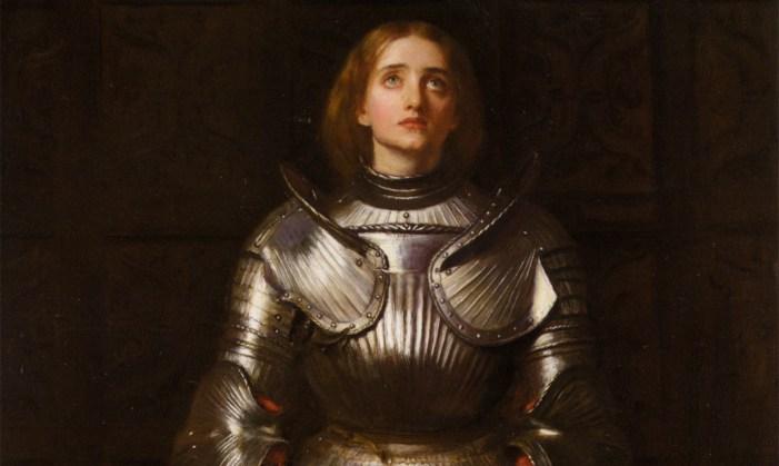 Il ritratto di Giovanna d'Arco dipinto dalla penna di Hilaire Belloc