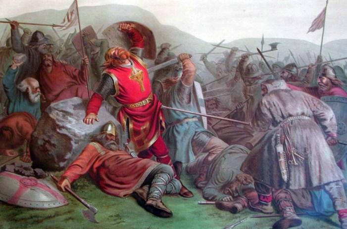 [VITA EST MILITIA] Sant'Olaf II il coraggioso