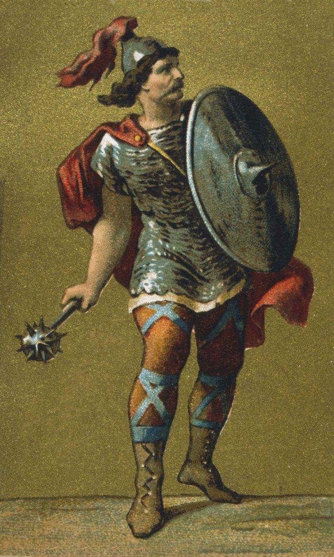 [VITA EST MILITIA] Carlo Martello, Maggiordomo di palazzo