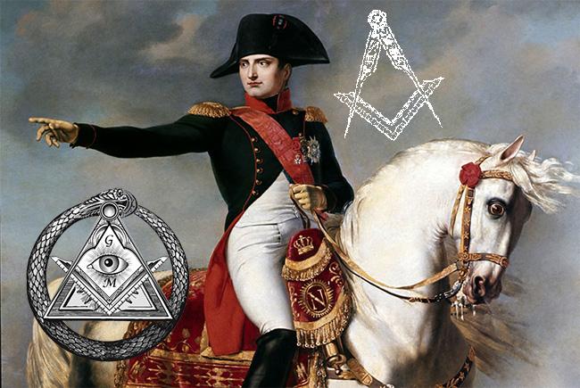 [DA SENTIRE] Il ruolo della massoneria nell'epoca napoleonica