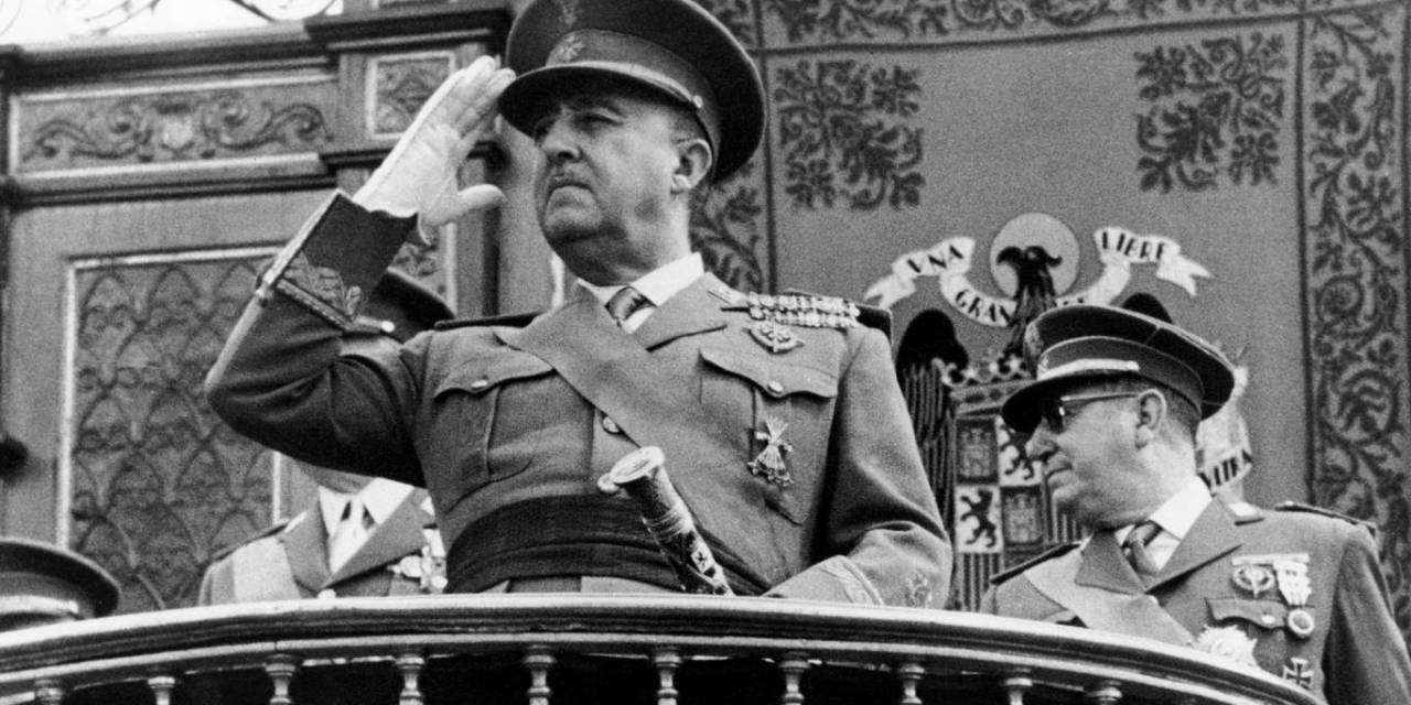 [VITA EST MILITIA] Generalissimo Francisco Franco y Bahamonde, reggente di Spagna