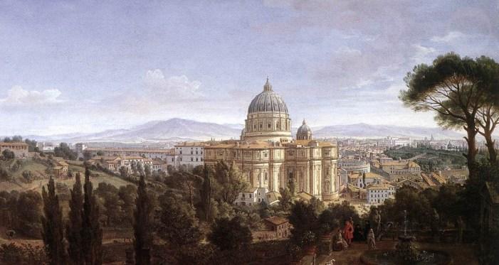[CRONACHE DELL'ANTICRISTO] Il fascino antico di Roma, la capitale della Fede