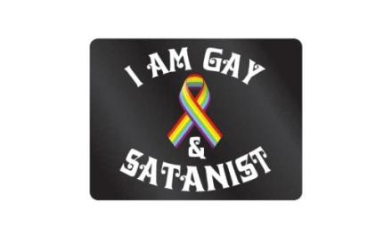 Omosessualità e satanismo