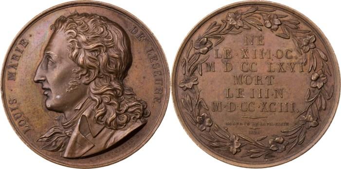 [VITA EST MILITIA] Luigi Maria de Salgues, marchese di Lescure