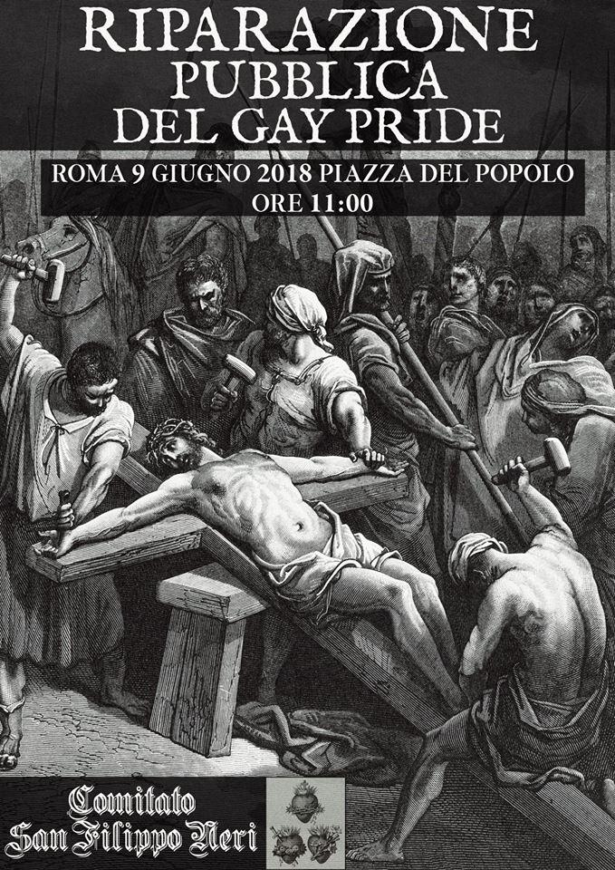 Quarto comunicato stampa ufficiale del Comitato San Filippo Neri, 28 maggio 2018.