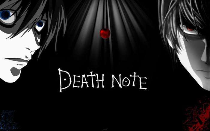 Death Note & Radio Spada