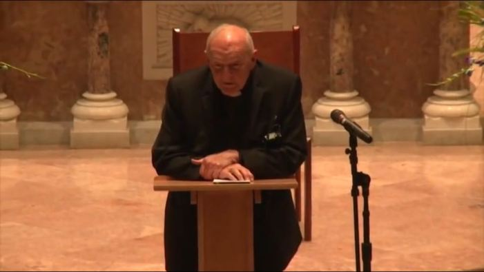 Conferenza INEDITA di MacCarrick del 2013: ingerenze per eleggere Bergoglio e complotti per riformare la Chiesa?