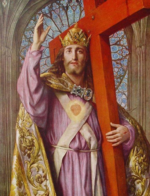 La festa di Cristo Re nella storia, nella liturgia, nella teologia
