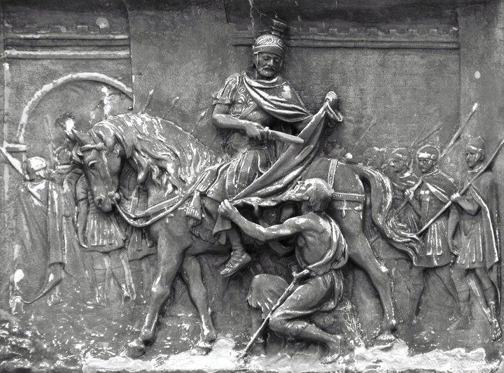 [DIFUNDE TU FE CATOLICA] San Martin De Tours, el soldado que compartió su capa con Cristo