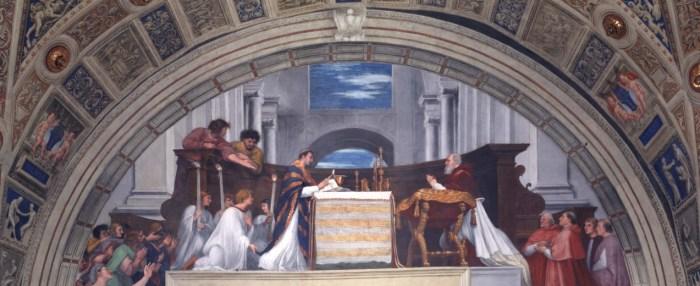 IGNAVIA LITURGICA – Breve osservazione sulla convivenza del rito cattolico e del suo contrario della setta conciliare