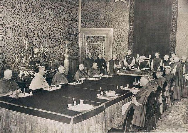 """Istruzione """"Ecclesia Catholica"""" della Suprema Sacra Congregazione del Sant'Offizio sul Movimento Ecumenico"""
