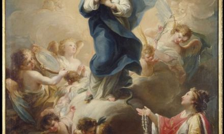 Noticina sulla Santità di Maria Vergine.