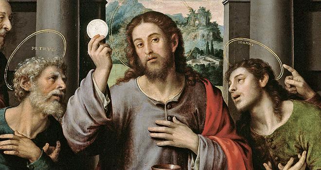 [DIFUNDE TU FE CATOLICA] LA DIVINA EUCARISTÍA: Jesús, íntimo compañero