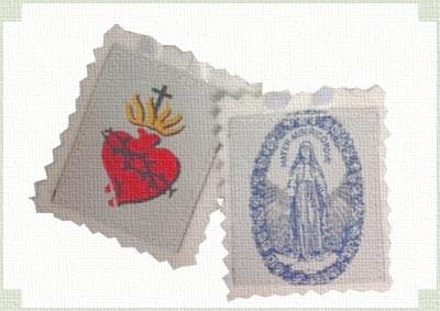 [DIFUNDE TU FE CATOLICA]  LA MADRE DE MISERICORDIA, NUESTRA SEÑORA DE PELLEVOISIN y el Escapulario del Sagrado Corazón
