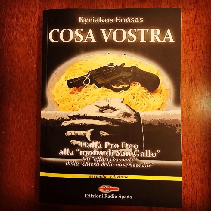 Ritorna COSA VOSTRA, il best-seller dello scandalo