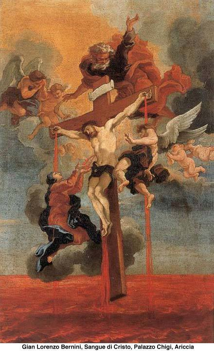 'Invocazioni al Prezioso Sangue di Cristo' del Card. Adeodato Piazza O.C.D.