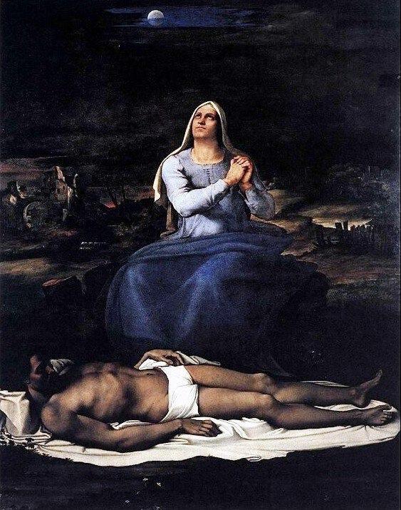 [DIFUNDE TU FE CATOLICA] LOS SIETE DOLORES DE MARÍA NUESTRA SEÑORA: las Lágrimas que nos alcanzaron la salvación