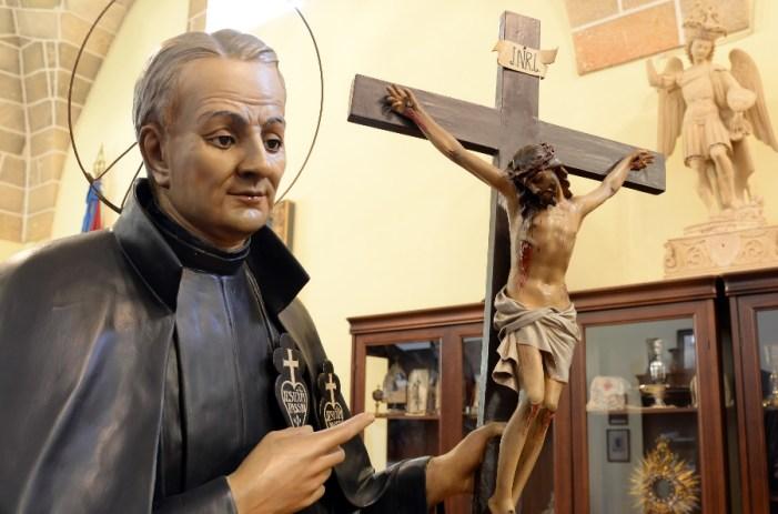 [DIFUNDE TU FE CATOLICA] EL ENAMORADO DE LA PASIÓN DE CRISTO: SAN PABLO DE LA CRUZ