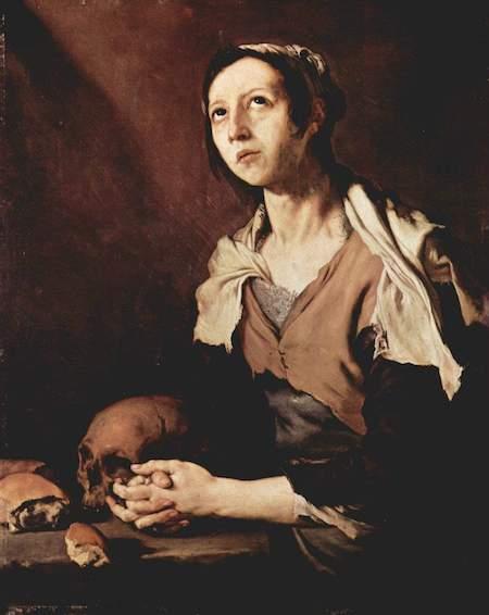 [DIFUNDE TU FE CATOLICA] SANTA MARÍA EGIPCIACA, de pecadora a penitente
