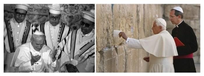 Negazionismo conciliare: riabilitazione dei farisei in Vaticano!