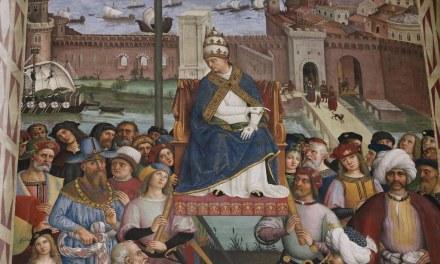 Pio II e il Conte Dracula.