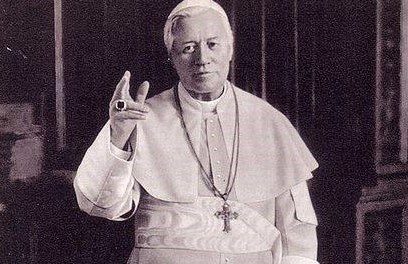 """""""Pio X, il Santo dato dalla Provvidenza ai nostri tempi"""" (Pio XII)"""