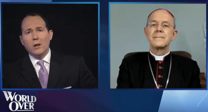 """[VIDEO] Dopo la FSSPX anche Mons. Schneider mette in guardia sulla """"Lettera Aperta"""": """"è andata oltre"""""""