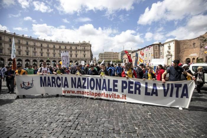 Brevi note dalla Marcia: c'eravamo, eravamo trentamila. Anche se qualcuno non se n'è accorto