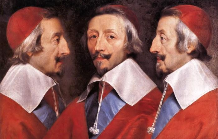 Hilaire Belloc e l'Europa moderna del Cardinale Richelieu