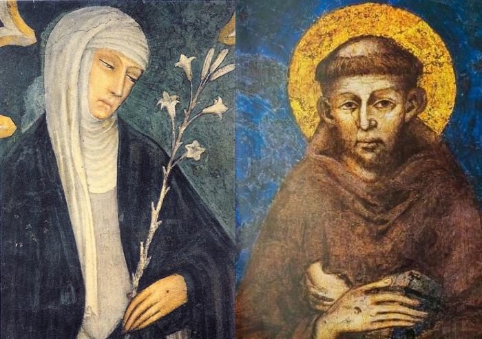 San Francesco e Santa Caterina, Patroni d'Italia