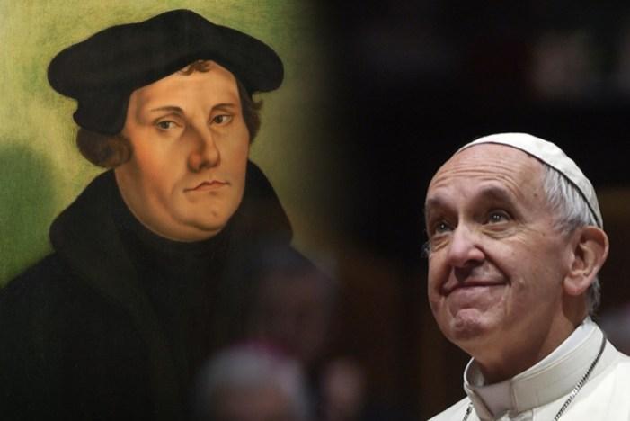 """Gesù fattosi Pane"". L'ultima uscita luterana di Bergoglio."