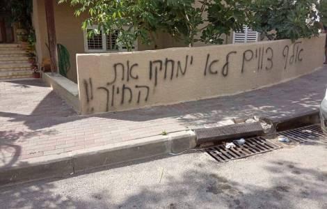 I Vescovi cattolici di Terra Santa denunciano le violenze ebraiche (impunite) verso i Cristiani