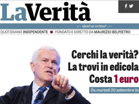 Dopo il vaticanista Tosatti anche il quotidiano La Verità rimanda all'inchiesta di Radio Spada su Bibbiano