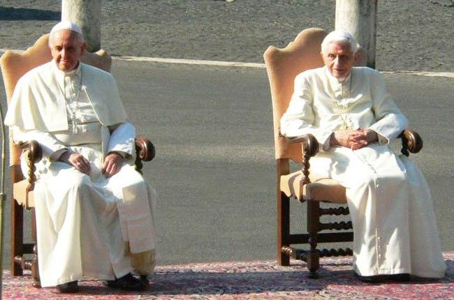 """""""Benedetto XVI voleva Bergoglio come segretario di Stato"""""""