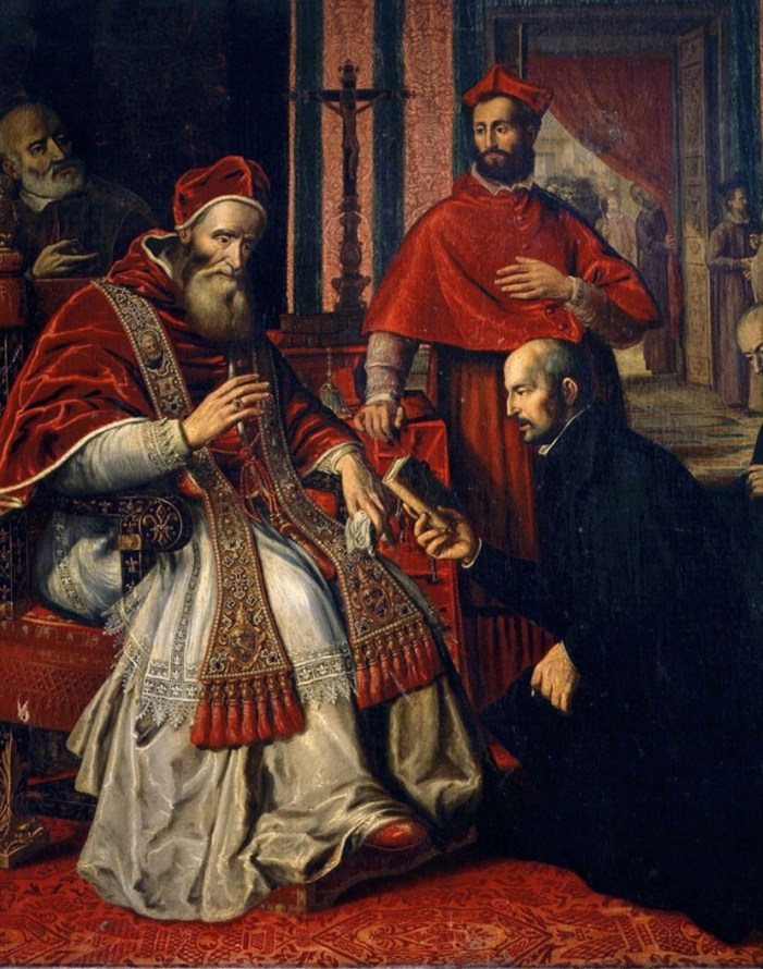 L'attualità di S. Ignazio secondo Pio XI