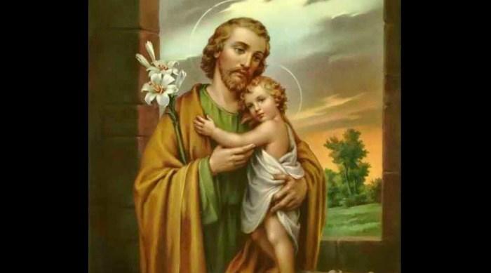 [DIFUNDE TU FE CATOLICA] VISITAS AL PATRIARCA SAN JOSÉ: San José, Educador del Niño Jesús