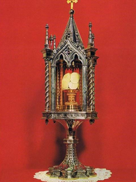 Siena. Quelle 223 ostie fresche e intatte da quasi tre secoli