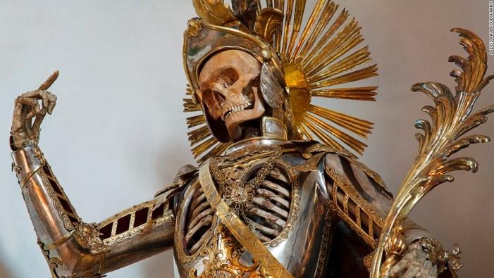 Sant'Eusignio, martire a 110 anni