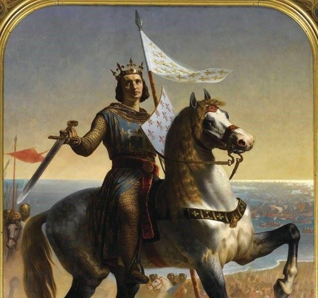Il Testamento di San Luigi IX