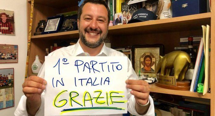 #Salviniciricorderemo