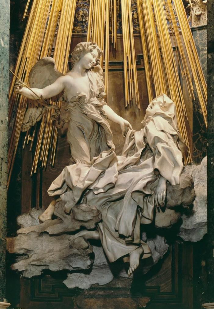 La Trasverberazione di Santa Teresa d'Avila